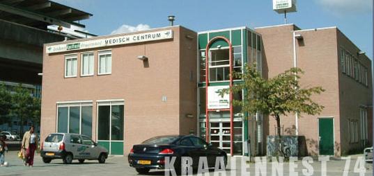 De Praatmaat Groep Amsterdam Kraaiennest