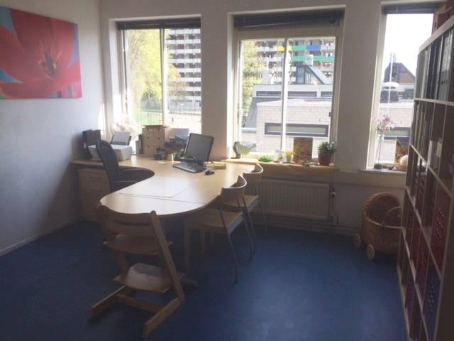 De Praatmaat Groep Amsterdam Kraaiennest behandelkamer